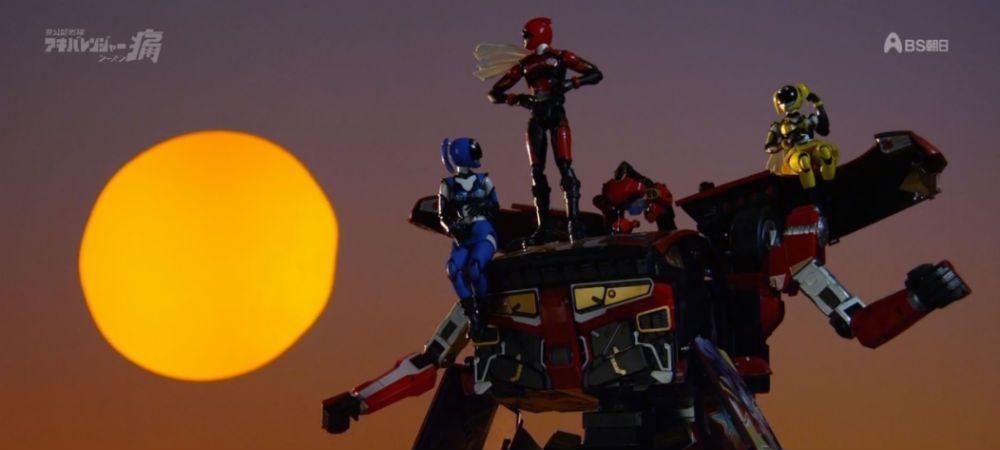 Hikonin Sentai Akibaranger Season Tsuu 6