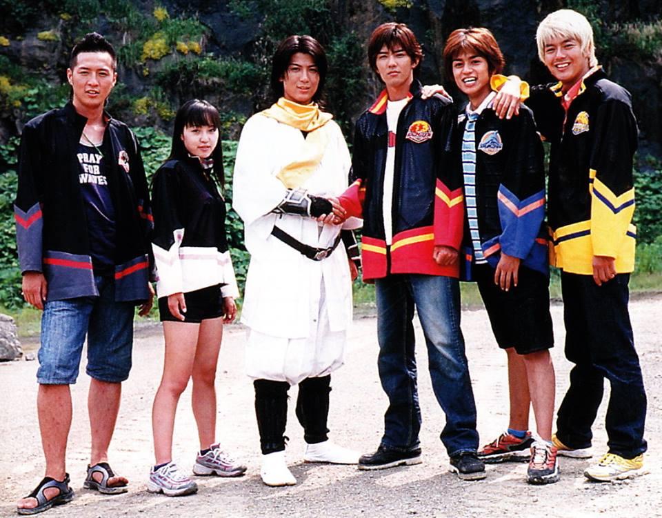 Hyakujuu Sentai Gaoranger 5