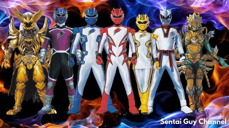 Juken Sentai Gekiranger 5