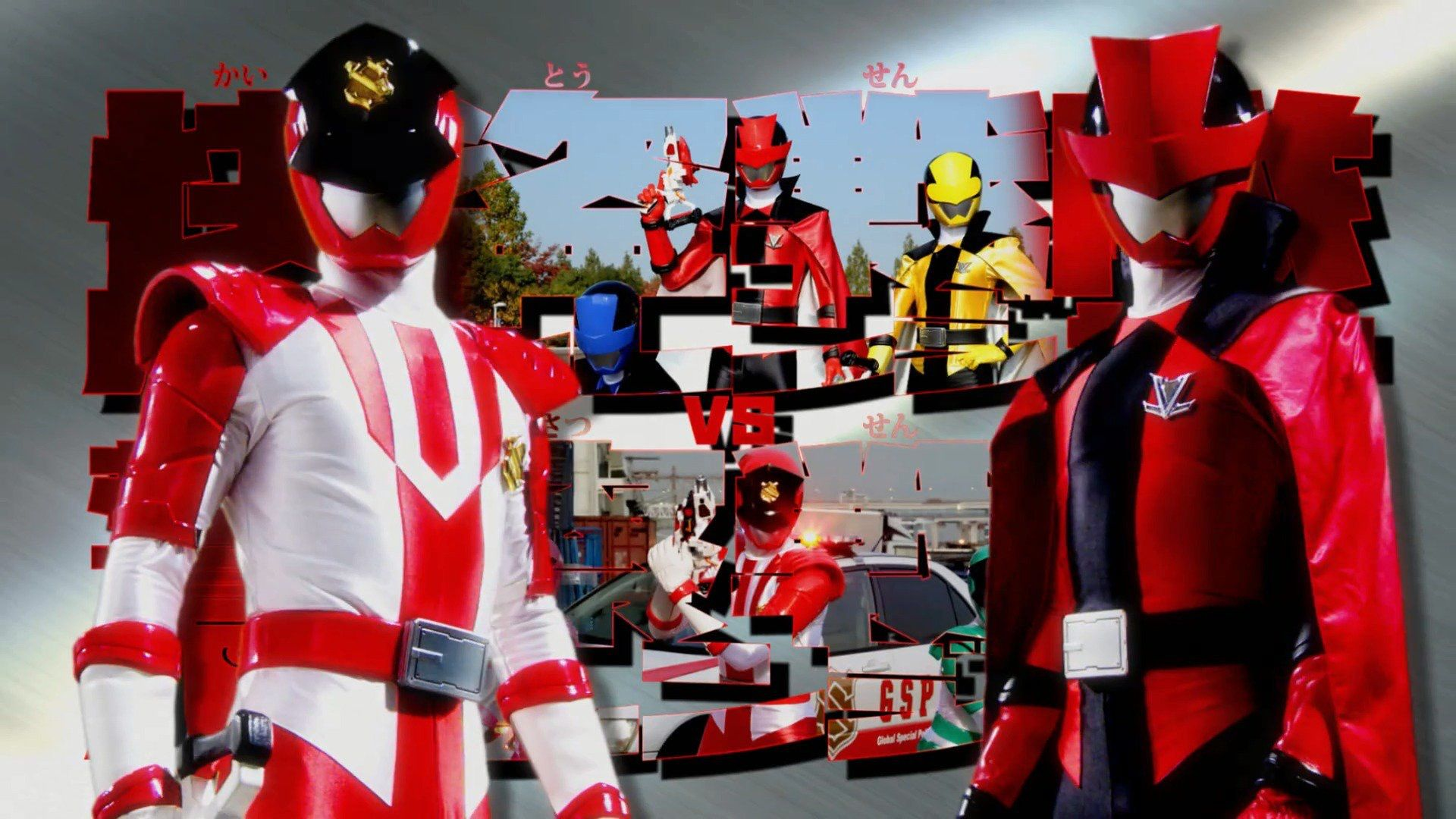 Kaitou Sentai Lupinranger Vs Keisatsu Sentai Patranger 5