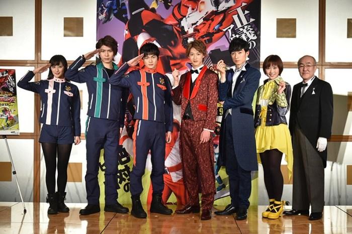 Kaitou Sentai Lupinranger Vs Keisatsu Sentai Patranger 9