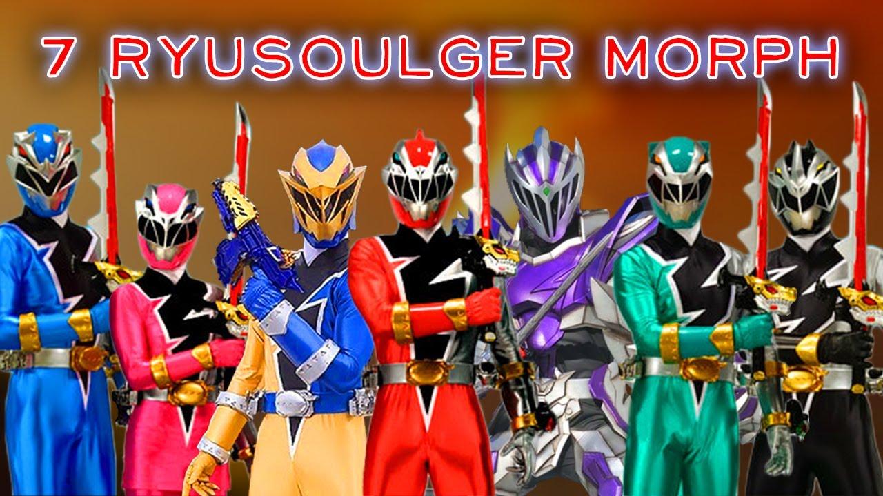 Kishiryu Sentai Ryusoulger 7