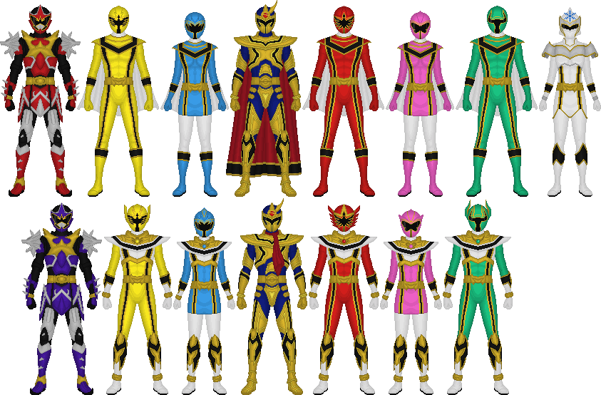 Mahou Sentai Magiranger 4