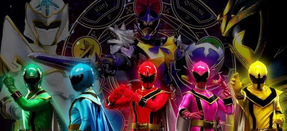 Mahou Sentai Magiranger 5