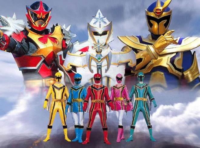 Mahou Sentai Magiranger 6