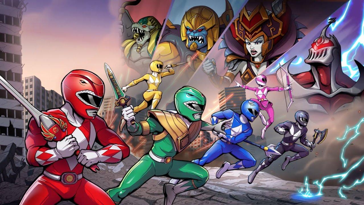 Mighty Morphin Power Rangers Season 01 14
