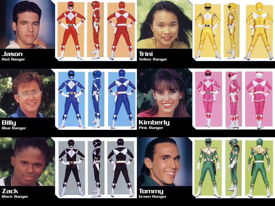 Mighty Morphin Power Rangers Season 01 15