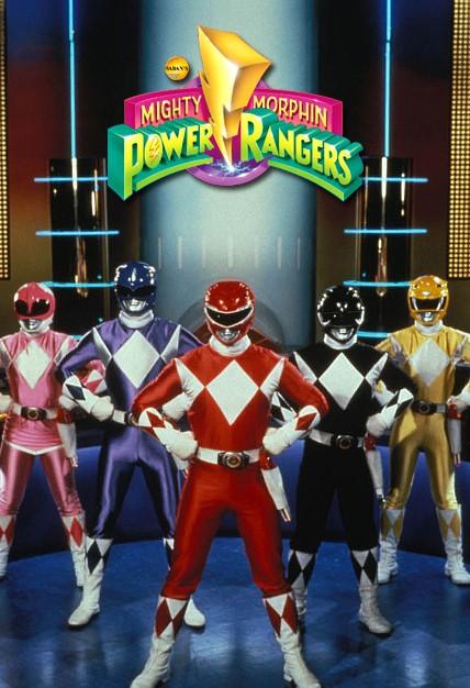 Mighty Morphin Power Rangers Season 01 6