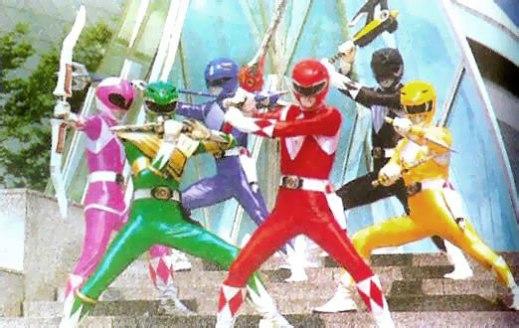 Mighty Morphin Power Rangers Season 01 9