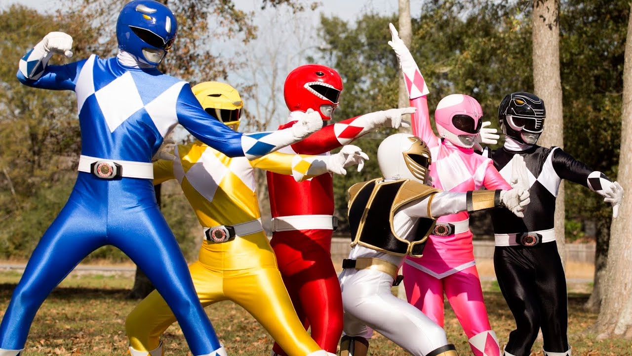 Mighty Morphin Power Rangers Season 02 14