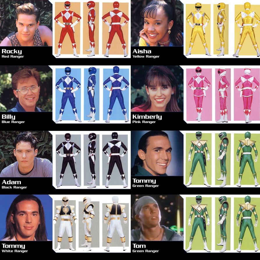 Mighty Morphin Power Rangers Season 02 7
