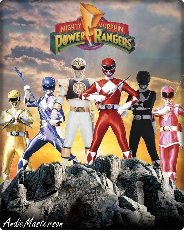 Mighty Morphin Power Rangers Season 02 8