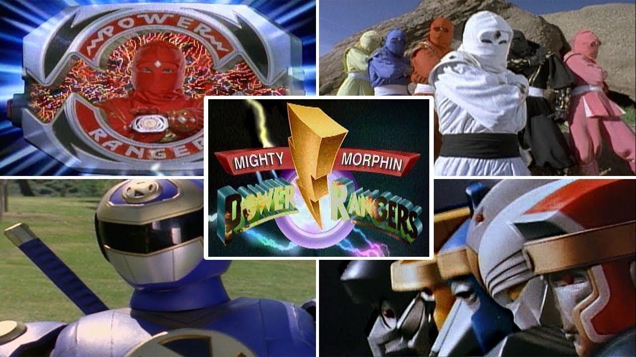 Mighty Morphin Power Rangers Season 03 12