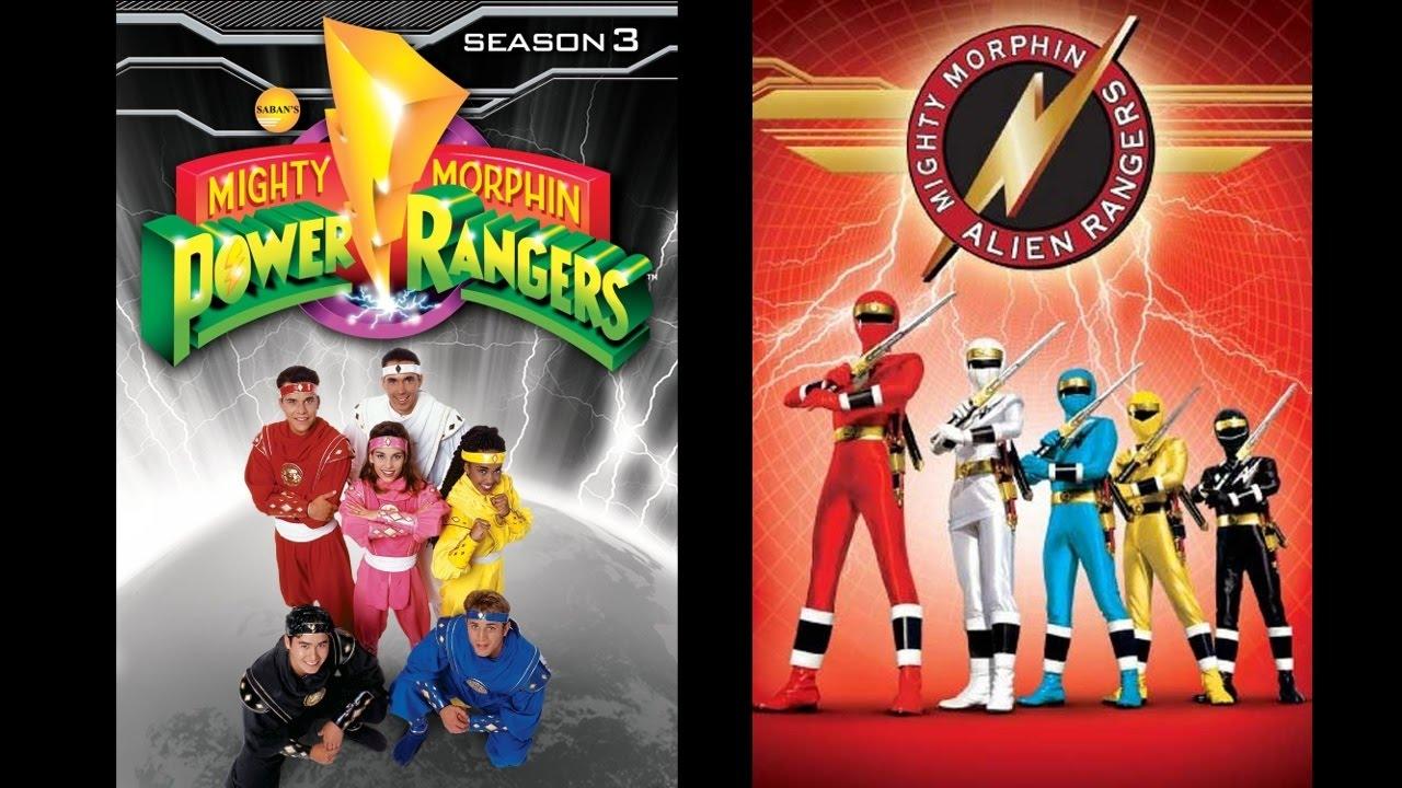 Mighty Morphin Power Rangers Season 03 4