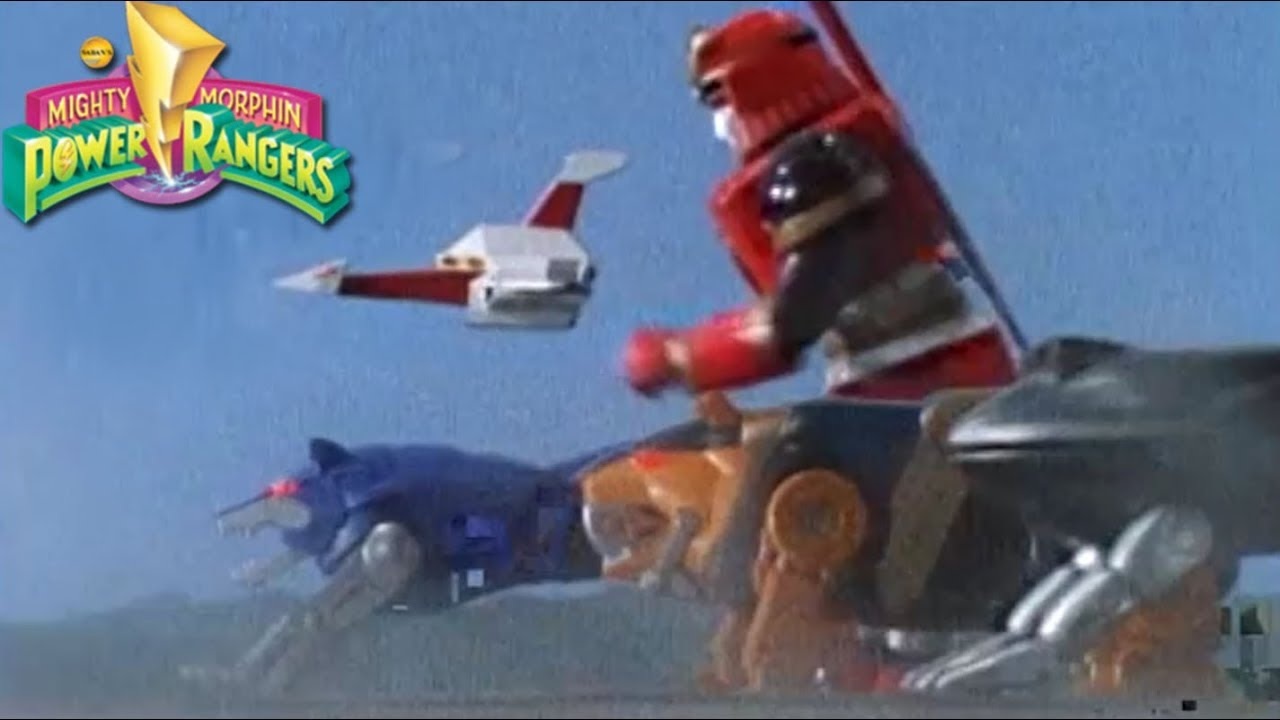 Mighty Morphin Power Rangers Season 03 5