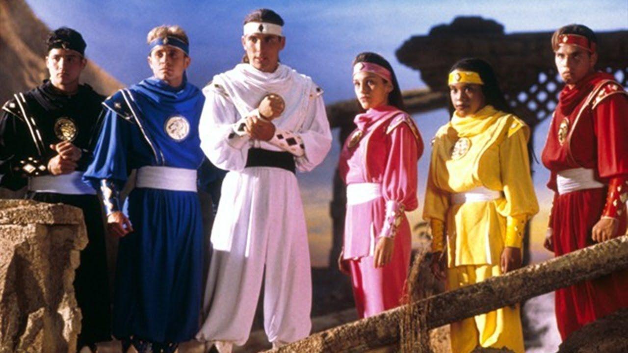 Mighty Morphin Power Rangers Season 03 6