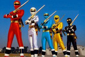 Ninja Sentai Kakuranger 4