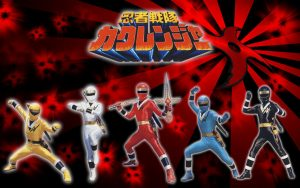 Ninja Sentai Kakuranger 5