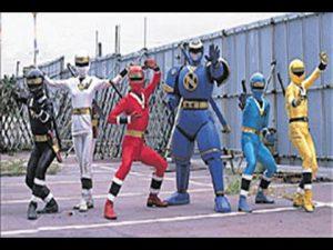 Ninja Sentai Kakuranger 6