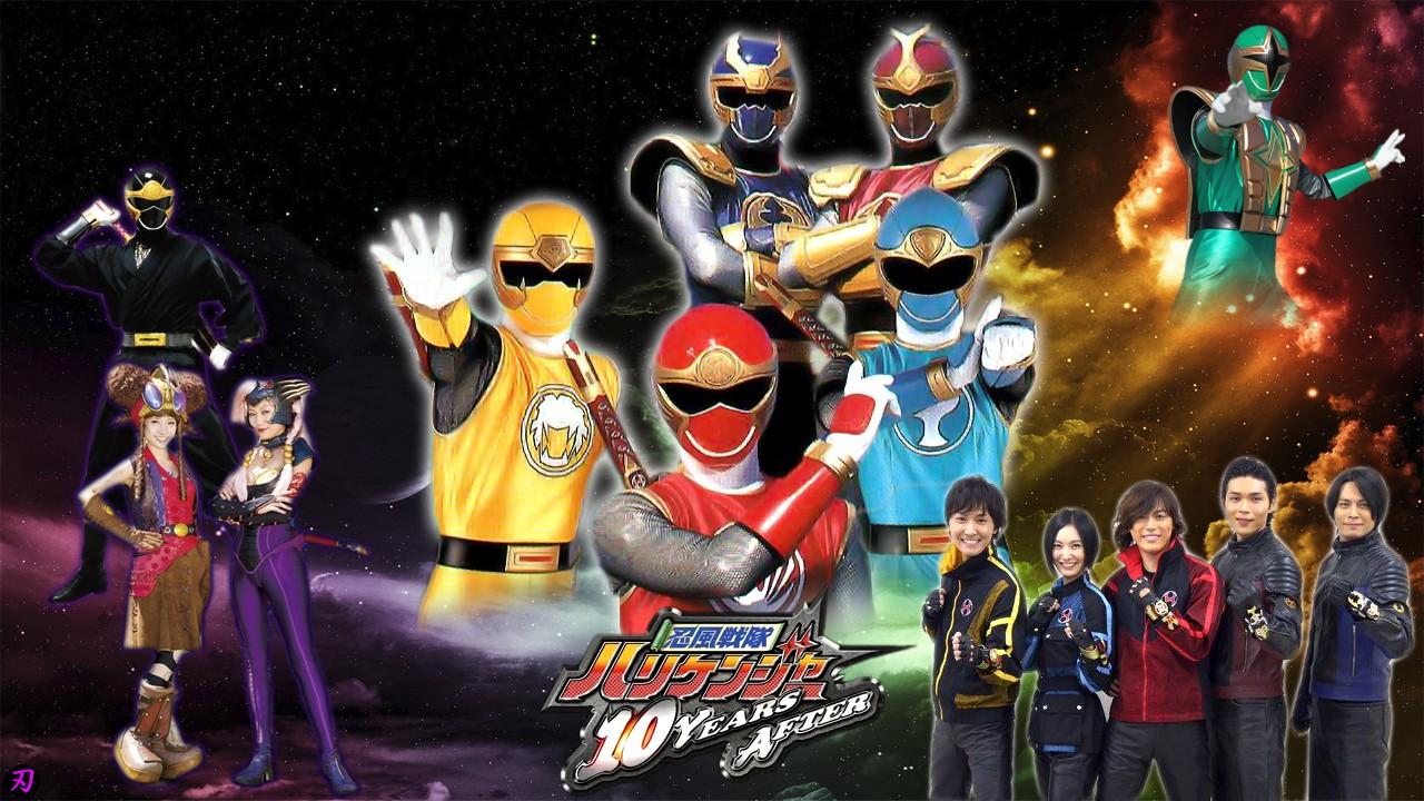 Ninpuu Sentai Hurricaneger 2