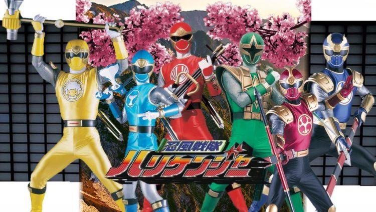 Ninpuu Sentai Hurricaneger 4
