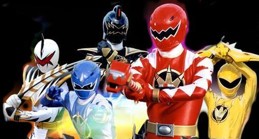 Power Rangers Dino Thunder 10