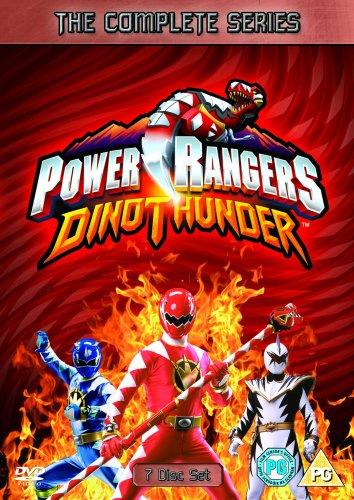 Power Rangers Dino Thunder 14