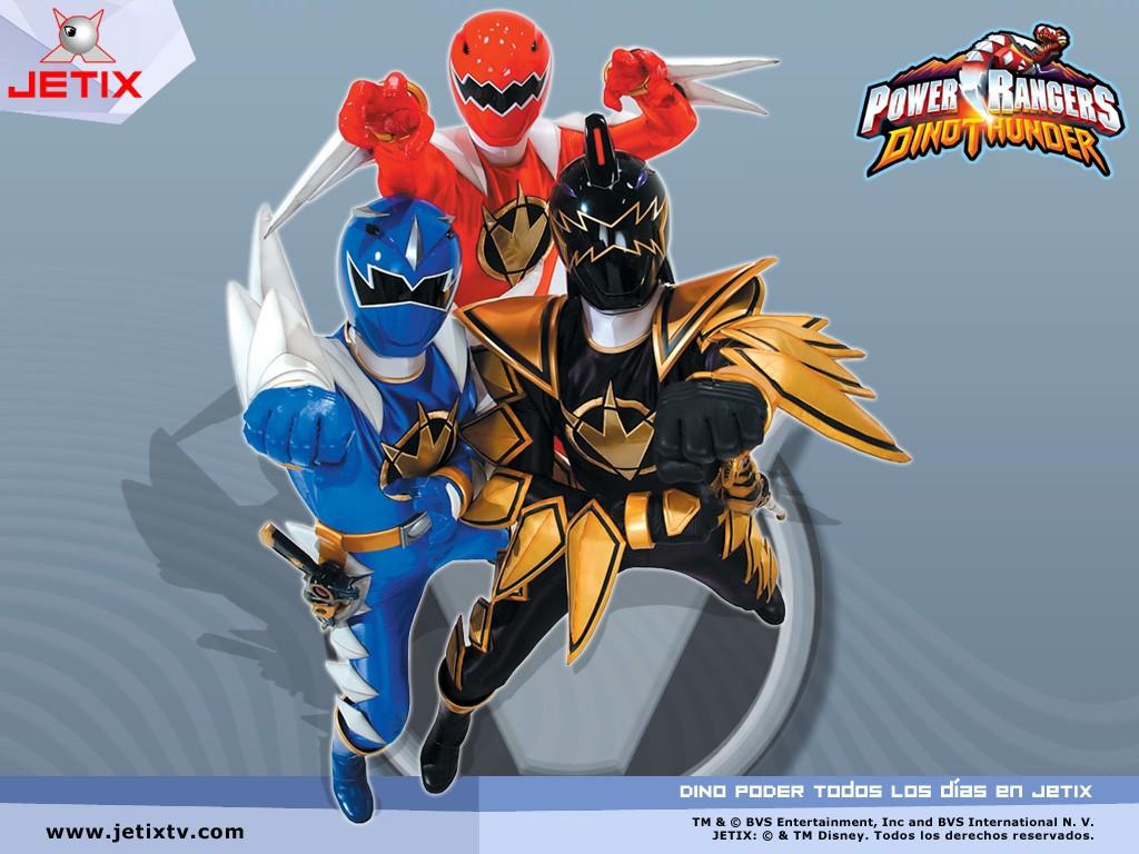Power Rangers Dino Thunder 17