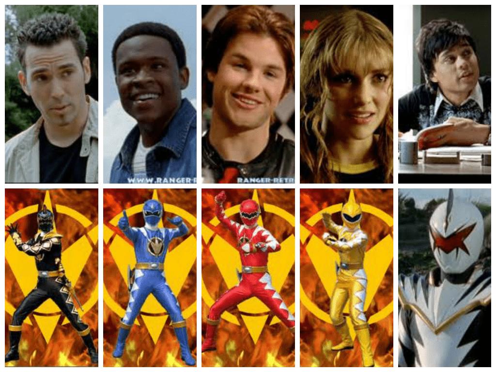 Power Rangers Dino Thunder 18