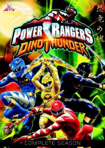 Power Rangers Dino Thunder 9
