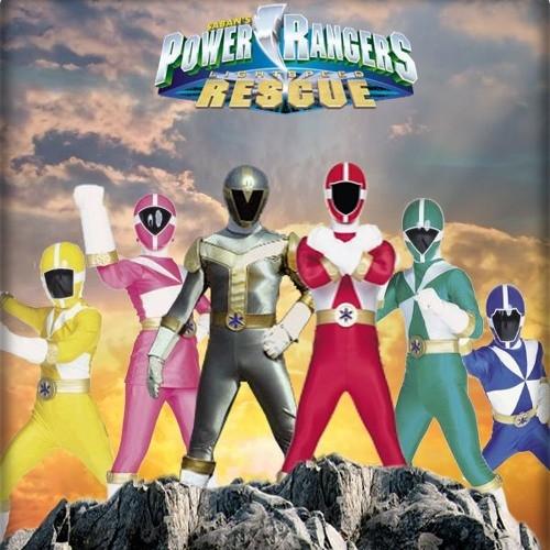 Power Rangers Lightspeed Rescue 12