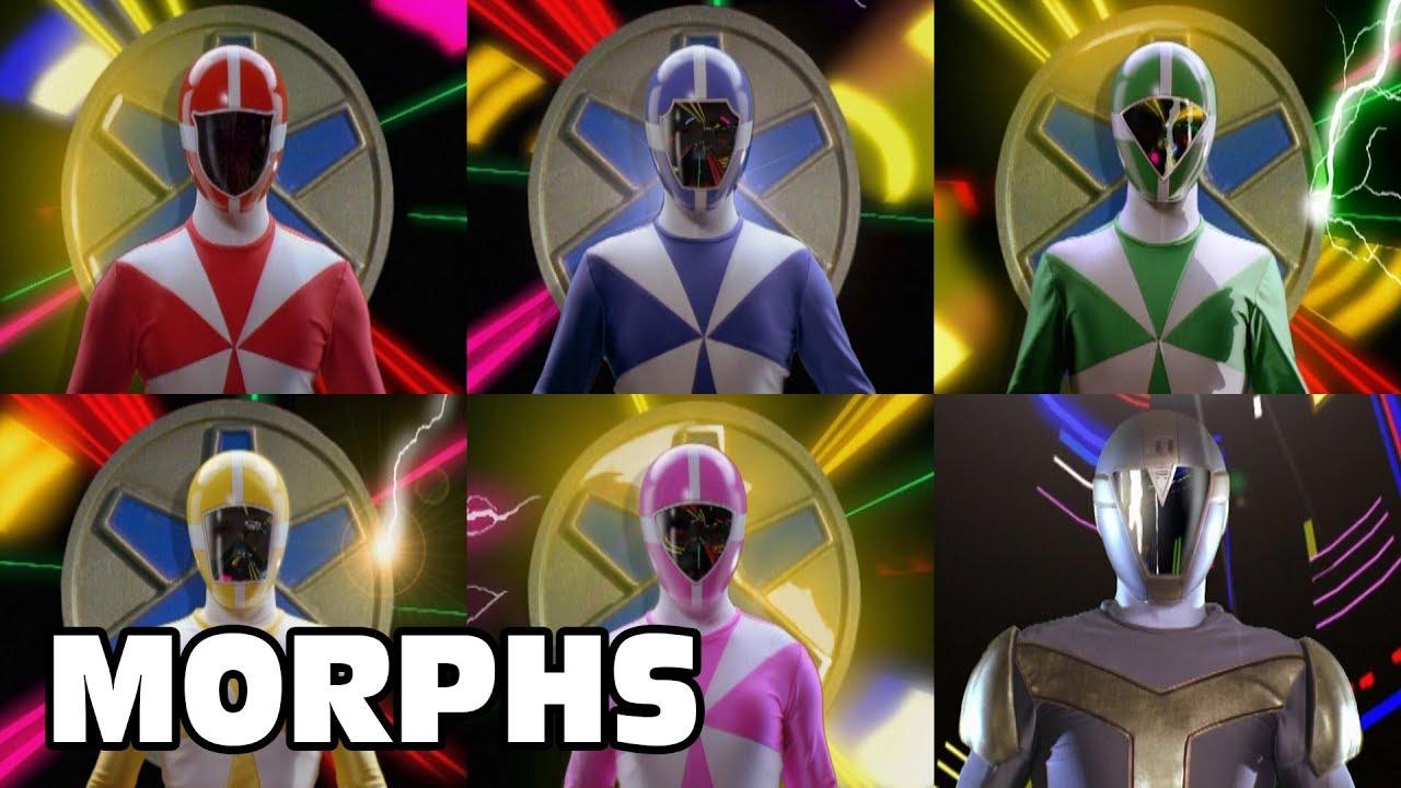 Power Rangers Lightspeed Rescue 13