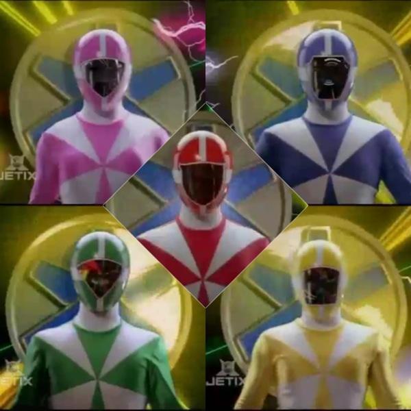 Power Rangers Lightspeed Rescue 14