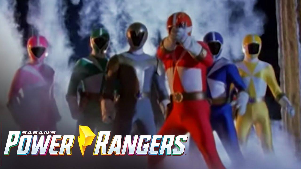 Power Rangers Lightspeed Rescue 18
