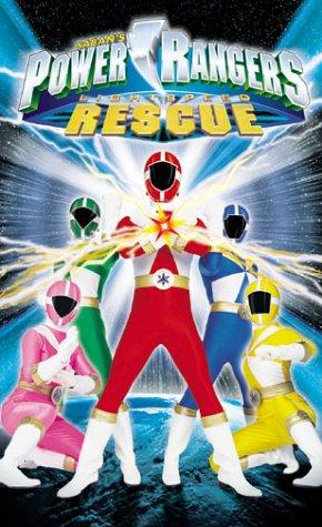 Power Rangers Lightspeed Rescue 5