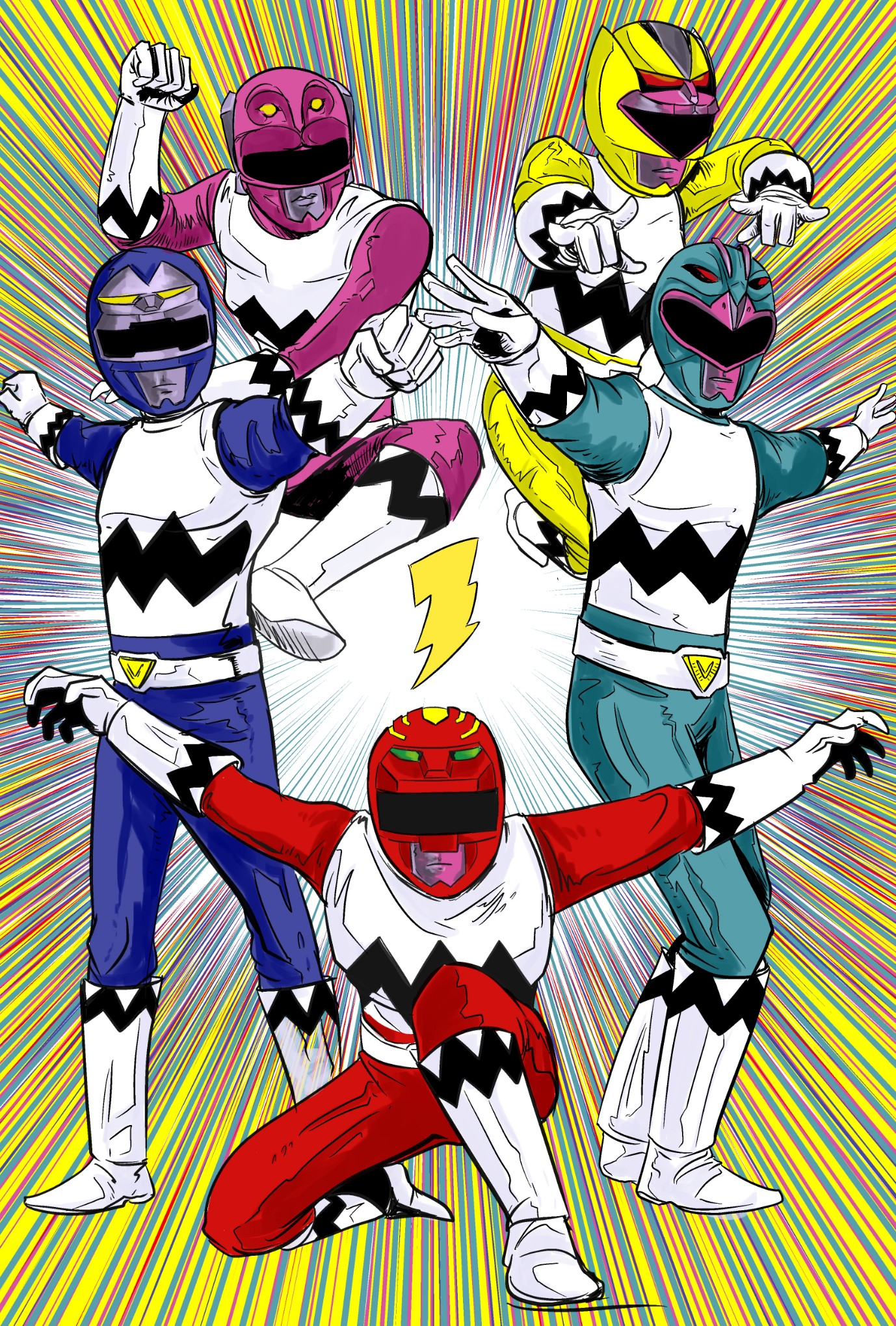 Power Rangers Lost Galaxy 20