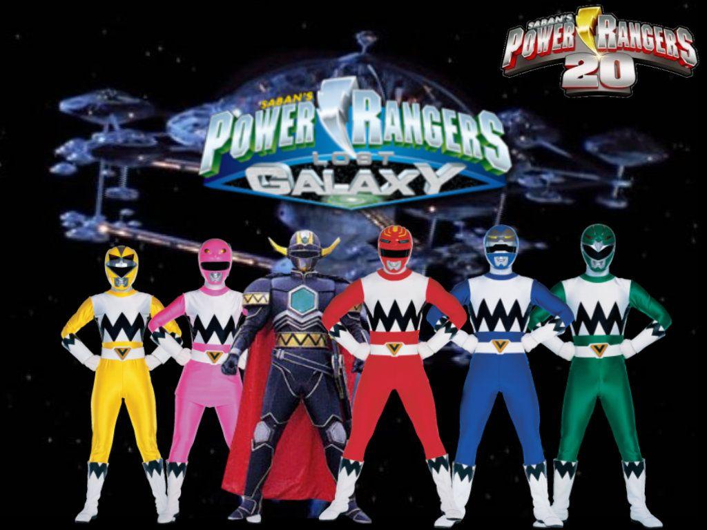 Power Rangers Lost Galaxy 3