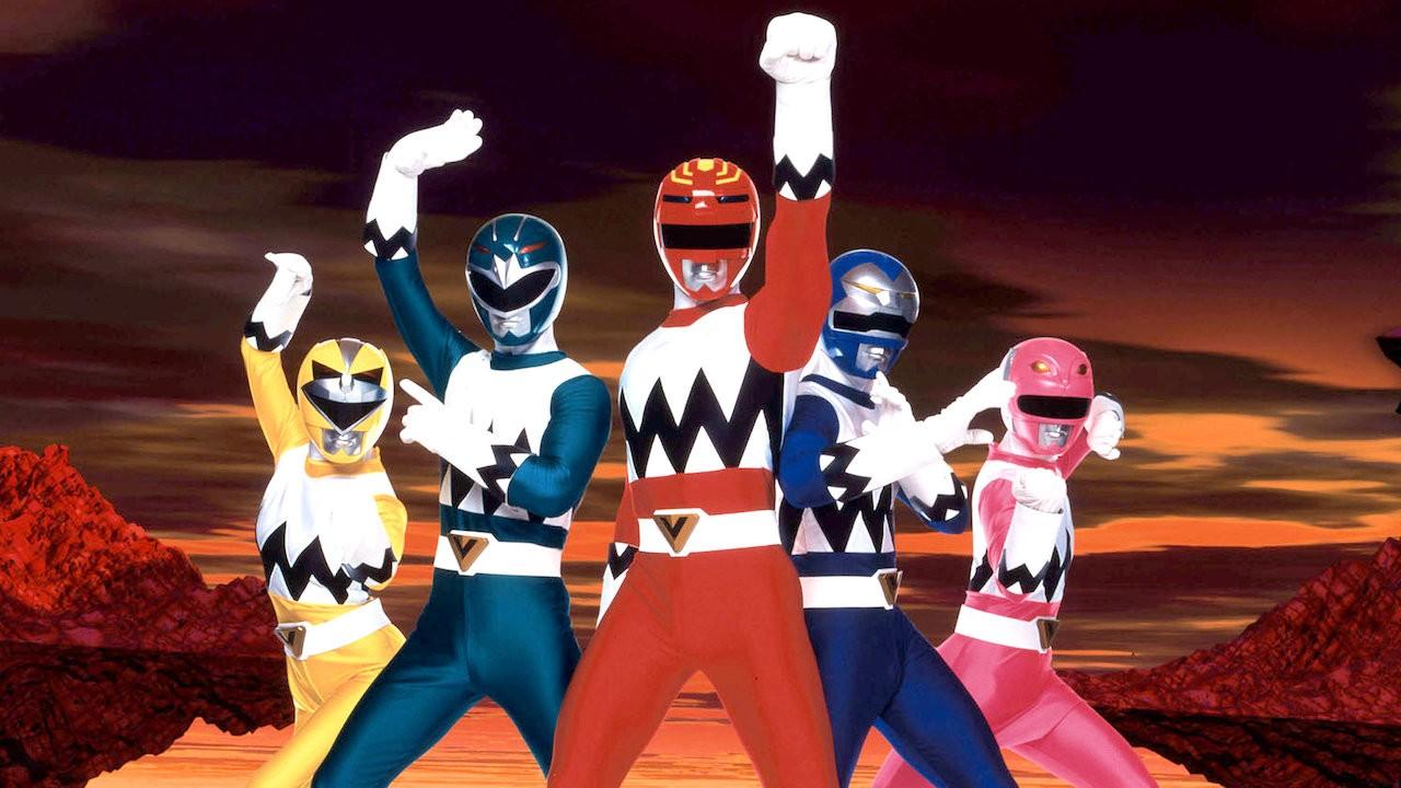 Power Rangers Lost Galaxy 7