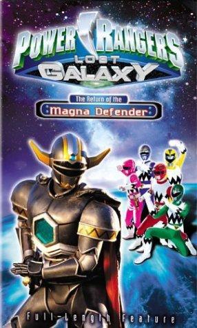 Power Rangers Lost Galaxy 9