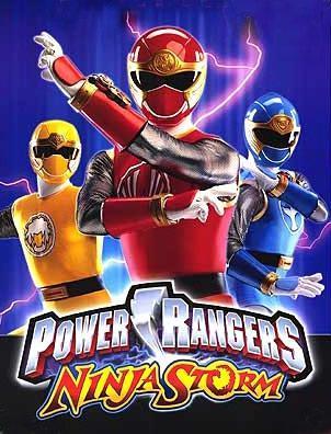 Power Rangers Ninja Storm 10