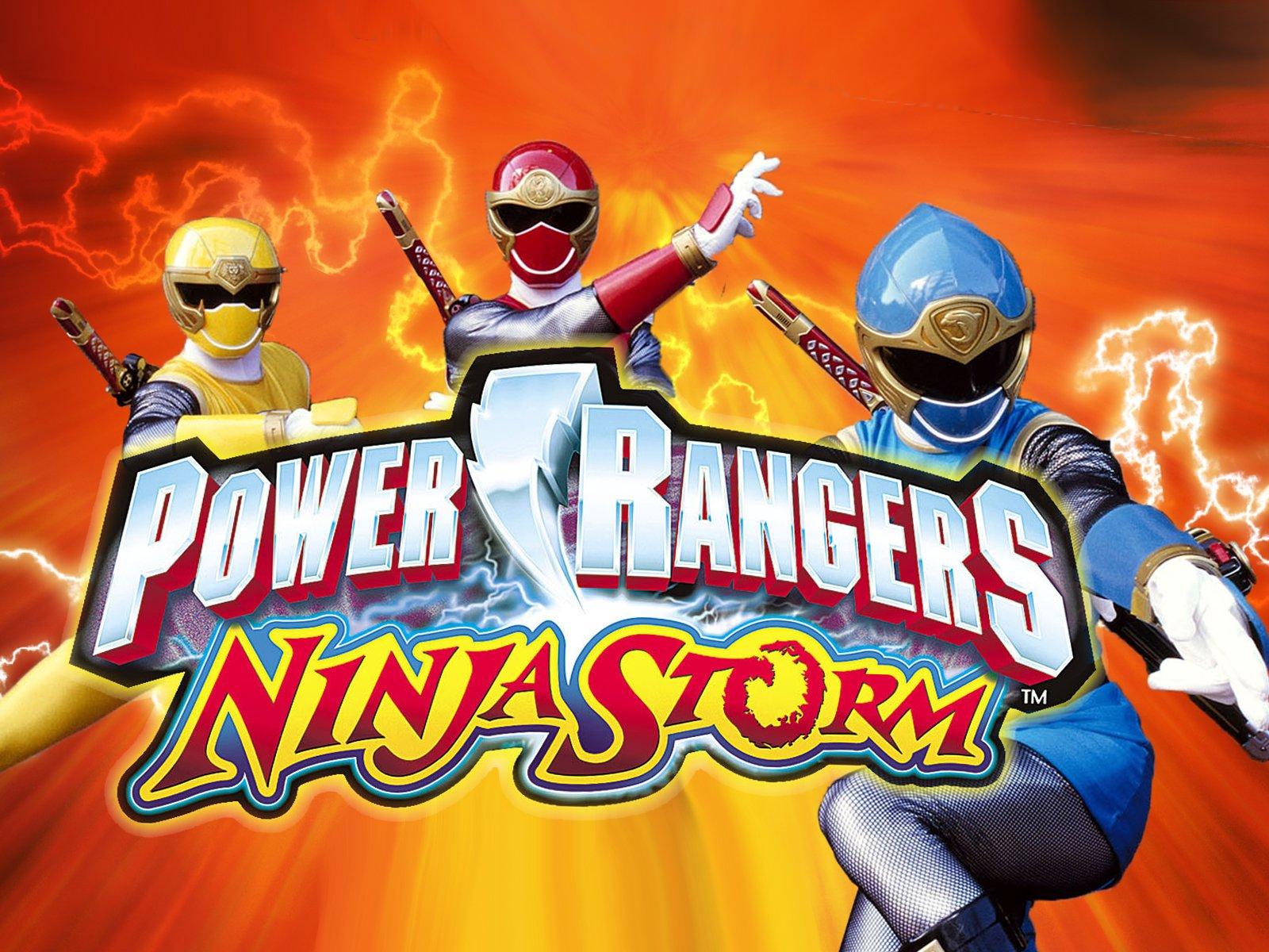 Power Rangers Ninja Storm 13