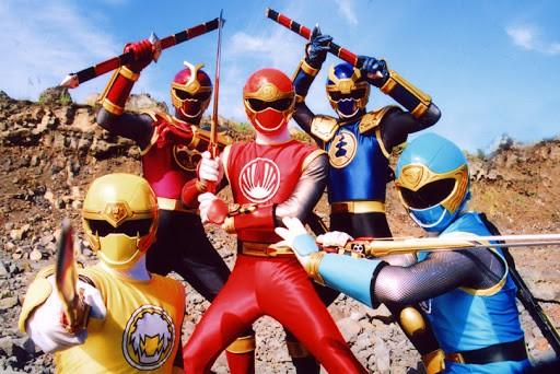 Power Rangers Ninja Storm 16