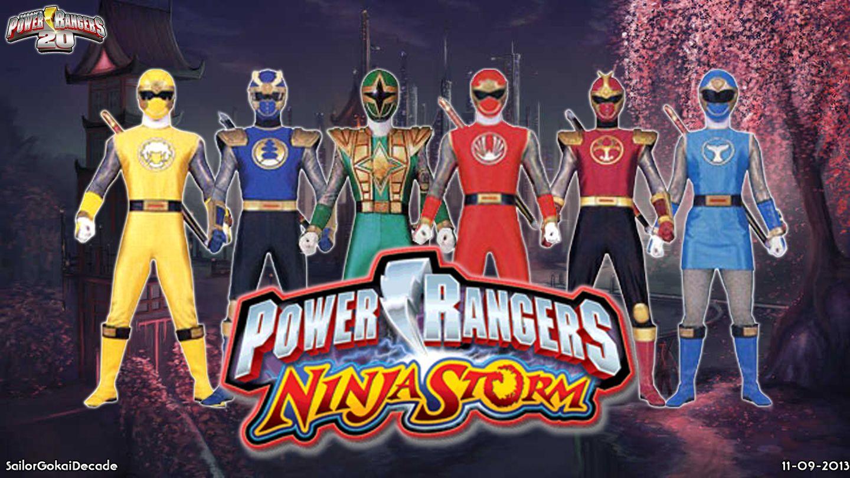 Power Rangers Ninja Storm 3