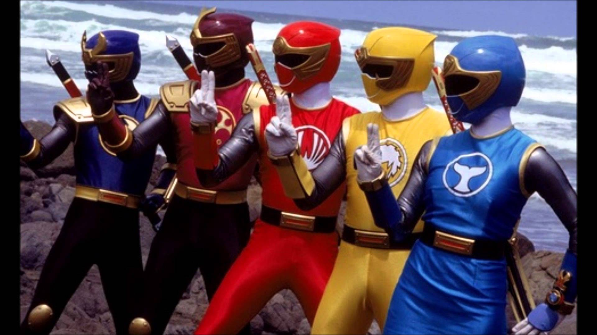 Power Rangers Ninja Storm 9