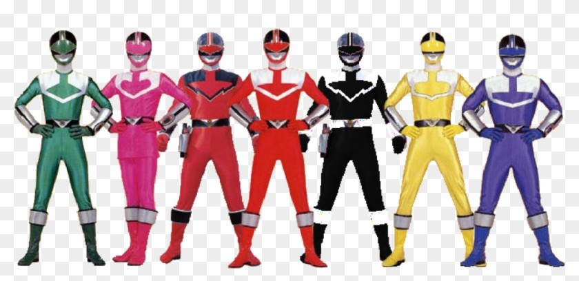 Power Rangers Time Force 13