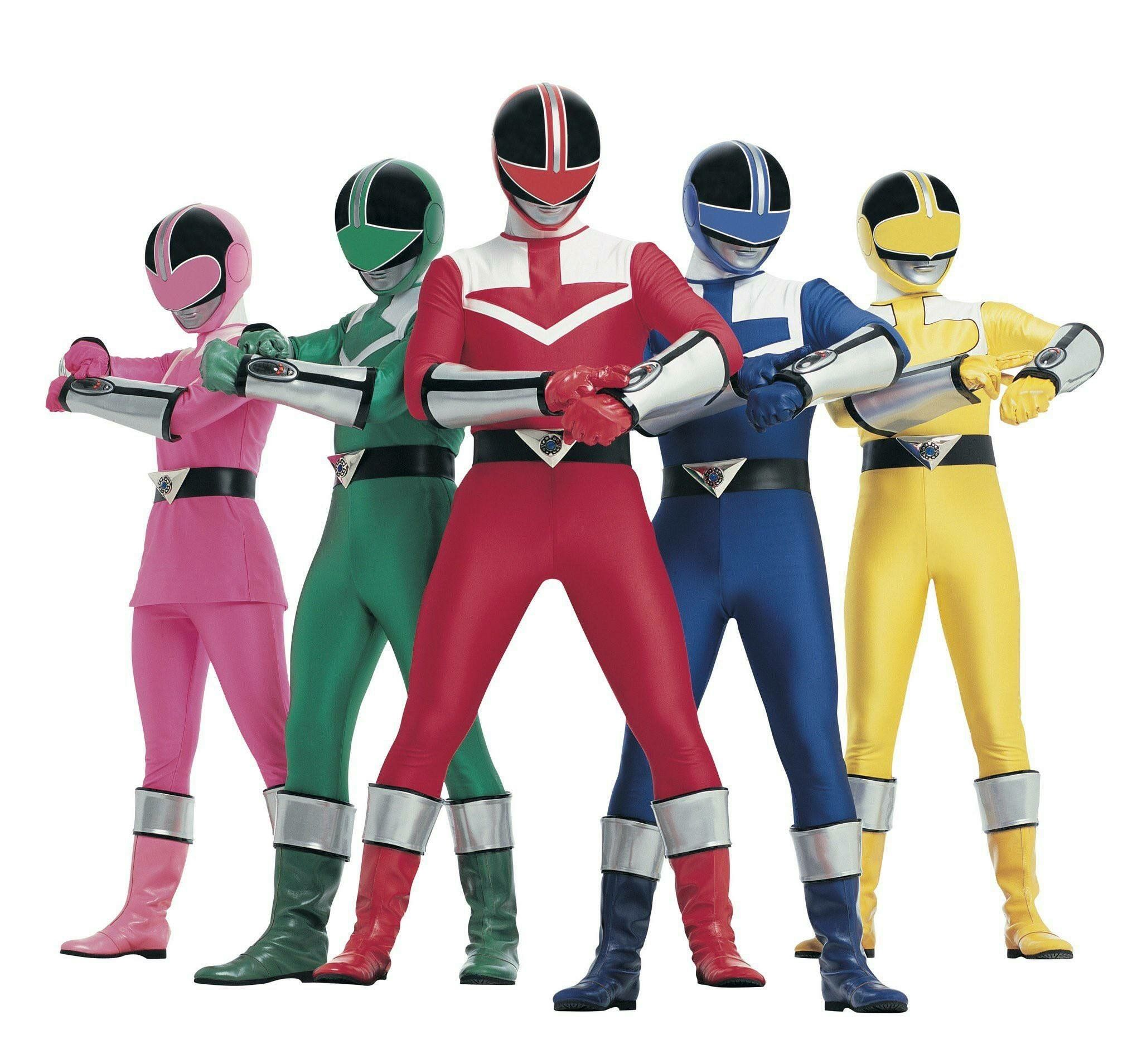 Power Rangers Time Force 18