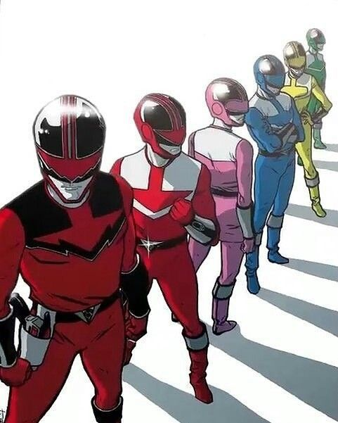 Power Rangers Time Force 2