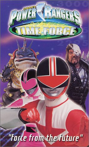 Power Rangers Time Force 6