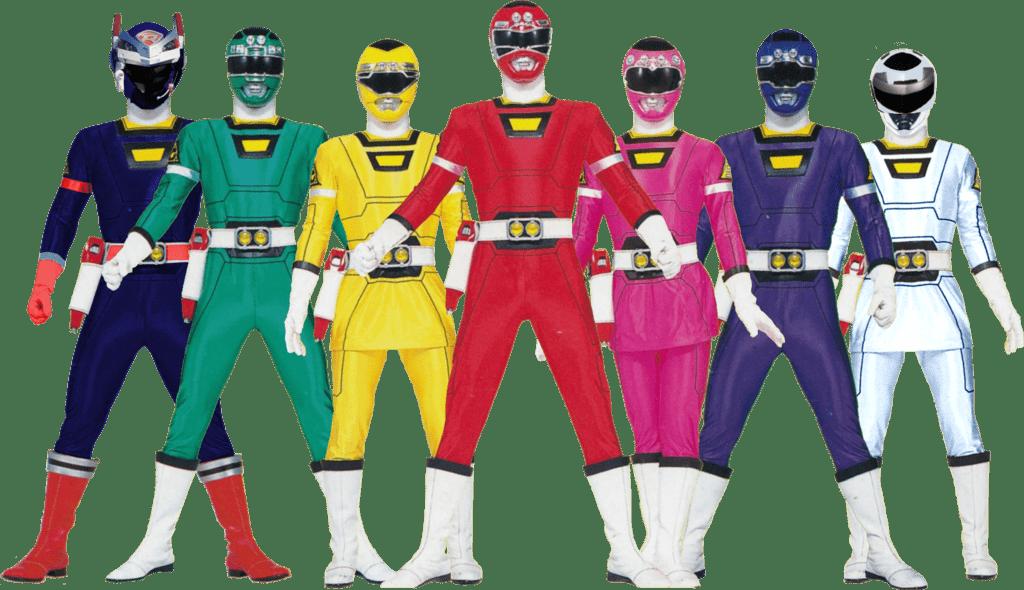 Power Rangers Turbo 13