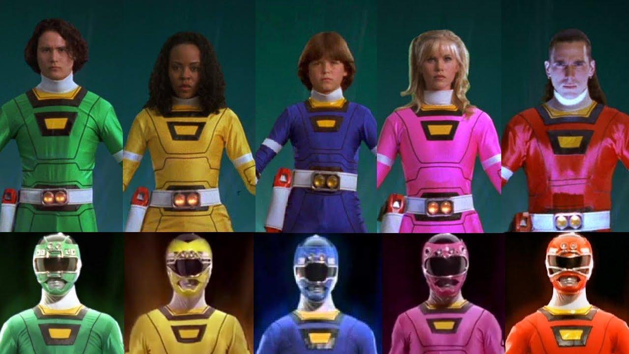 Power Rangers Turbo 14